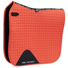 Weatherbeeta Prime Dressage Saddle Pad - Flame