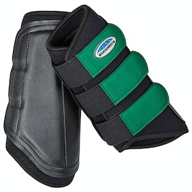 Weatherbeeta Single Lock Brushing Boot - Emerald
