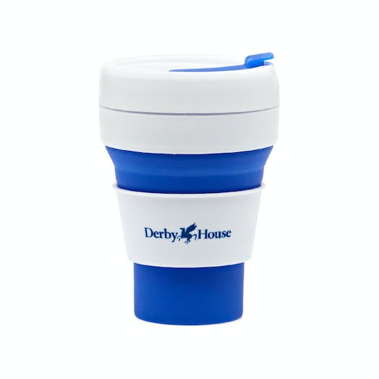 Derby House Collapsible Travel Mug