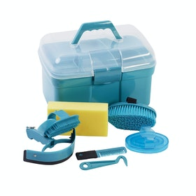 Roma Ultimate 10 Piece , Striglesett - Teal