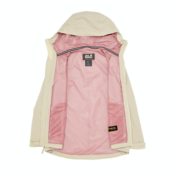 Jack Wolfskin JWP Womens Waterproof Jacket