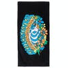 Quiksilver Freshness Beach Towel - Black
