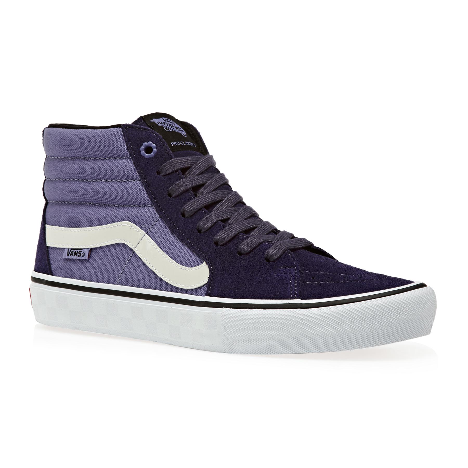 Vans Sk8-Hi Pro Shoes - Free Delivery
