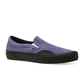Vans Pro Slip On Shoes - Lizzie Armanto Daybreak Black