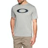 Oakley O-bold Ellipse Short Sleeve T-Shirt - Granite Heather