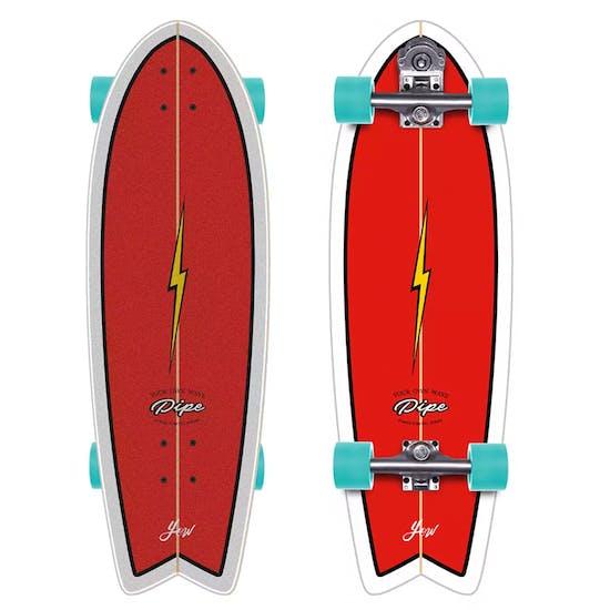 YOW Pipeline 32in Power Surfing Series Surf Skateboard