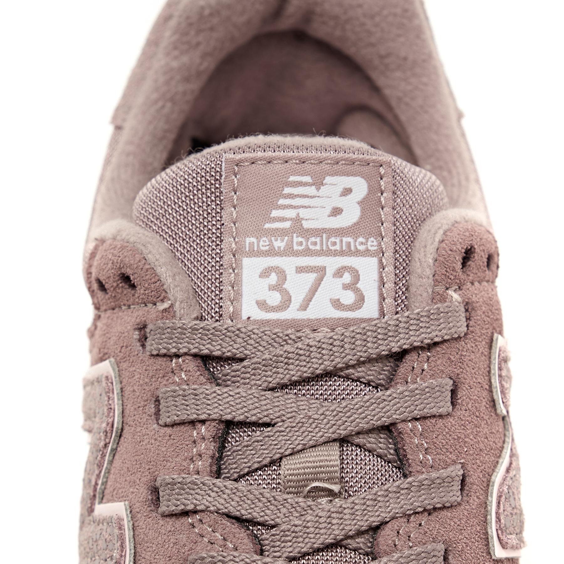 new balance wl 373 mujer marron