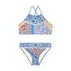 Seafolly Celestil Batik Ruchedneck Girls Tankinis - Multi