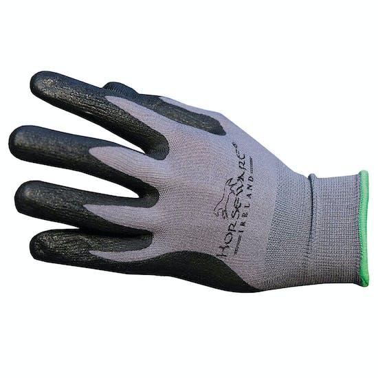 Horseware Coated Dot Grip Yard Gloves
