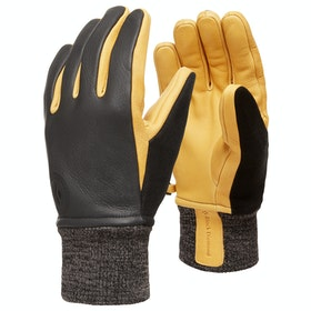 Black Diamond Dirt Bag Gloves - Black