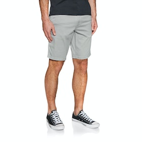 Oakley Stone Wash Chino Short Shorts - Stone Gray