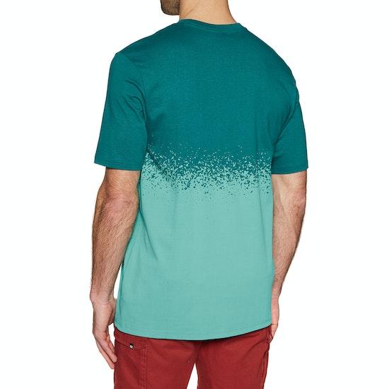 T-Shirt de Manga Curta Oakley Uptown Downtown Pixel Gradient