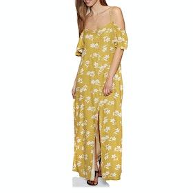 Billabong Shoulder Sway Kleid - Citrus
