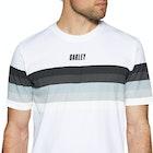 Oakley Tn Racing Sunset Stripe Short Sleeve T-Shirt