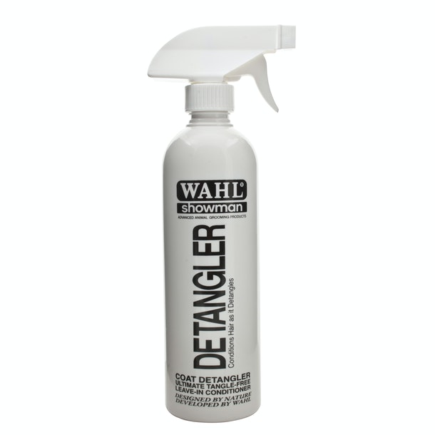 Wahl Showman Easy Groom Detangler Coat Care
