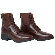 Mountain Horse Aurora Lace and Back Zip Ladies Paddock Boots