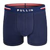 Pull-in Plain Cotton Master Boxer Shorts - Marine