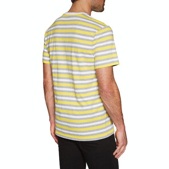 Huf Rockaway Knit Short Sleeve T-Shirt