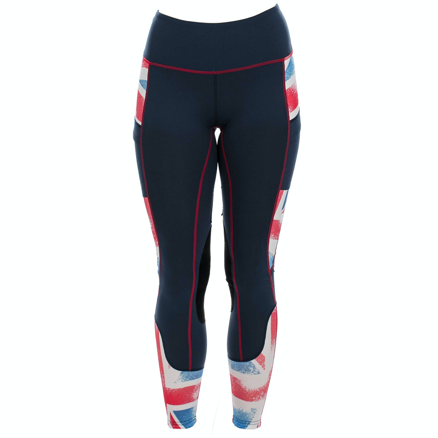 Navy All Sizes Derby House Active Kids Pants Riding Tights