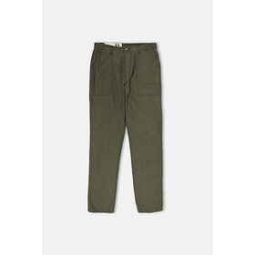 Bleu de Paname Fatigue Trousers - Kaky