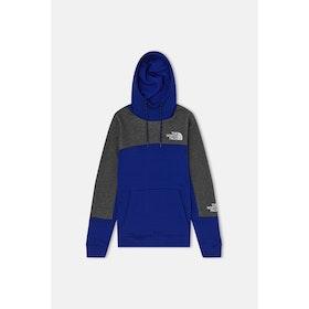North Face Capsule Light Kapuzenpullover - Lapis Blue
