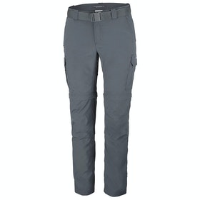 Columbia Silver Ridge II Convertible Walking Pants - Grill