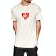 Huf Olive Loves Huf Kurzarm-T-Shirt