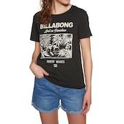 Billabong First Womens Short Sleeve T-Shirt