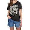 Billabong First Womens Short Sleeve T-Shirt - Black