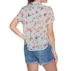 Billabong Roll Call Ladies Short Sleeve Shirt