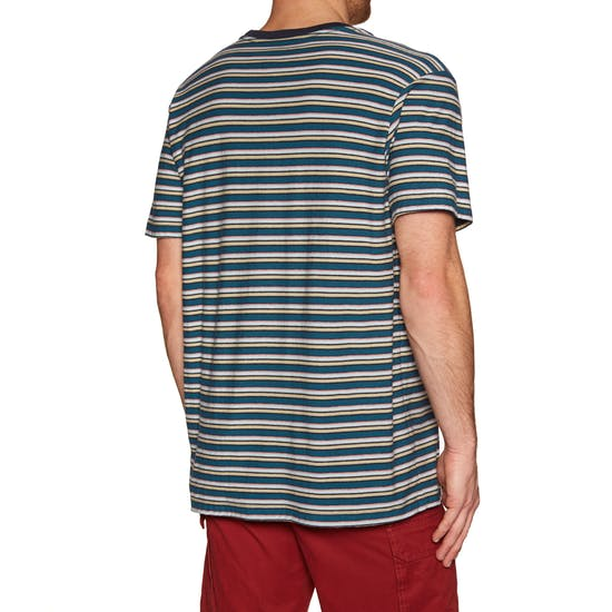 Billabong Die Cut Stripe Short Sleeve T-Shirt