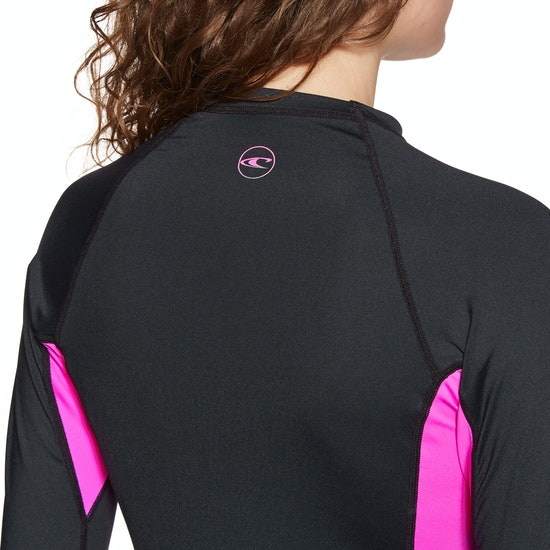 O'Neill Premium Skins Long-Sleeve Rash Vest