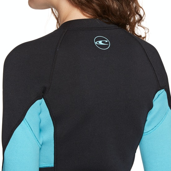 O'Neill Reactor II 1.5mm Front Zip Womens Wetsuit Jacket