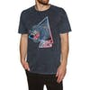 Etnies Baguerra Short Sleeve T-Shirt - Indigo