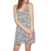 Robe Rip Curl Moon Tide Cover Up - Black