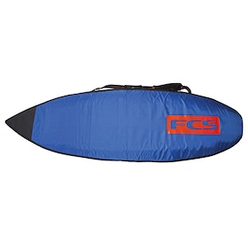 FCS Classic All Purpose Surfboard Bag - Steel Blue White