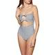 Volcom Plaid Attitude Womens Swimsuit