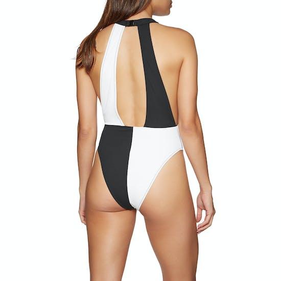 Volcom ECOTRUE Simply Rib Womens Swimsuit