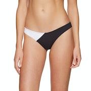 Volcom ECOTRUE Simply Rib V Bikini Bottoms