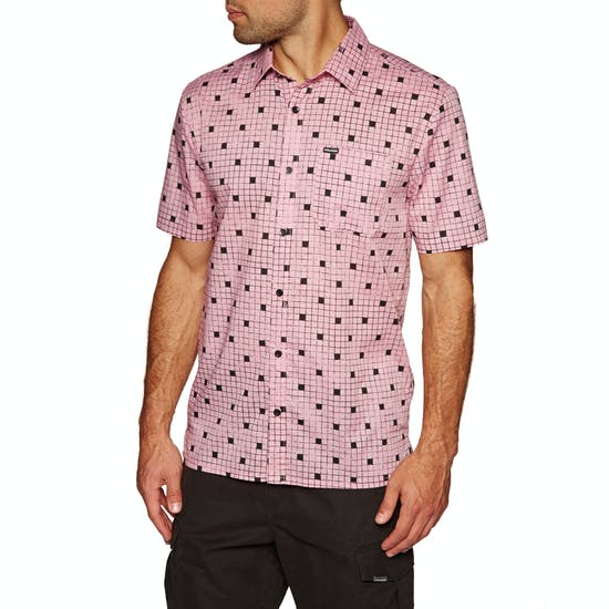 Volcom Crossed Up Short Sleeve Shirt