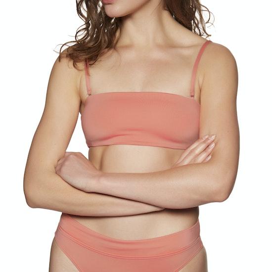 SWELL Miami Bandeau Bikini Top