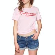 Billabong Destination Womens Short Sleeve T-Shirt