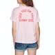 Billabong Destination Womens Short Sleeve T-Shirt
