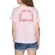 Billabong Destination Damen Kurzarm-T-Shirt