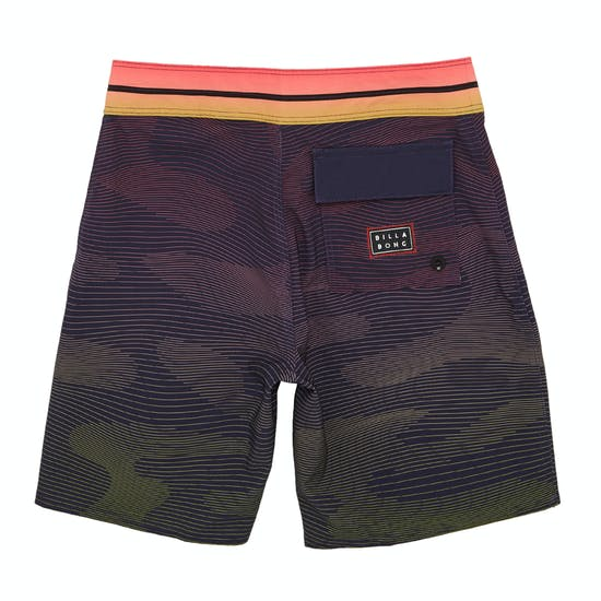 Shorts de surf Niño Billabong Resistance Pro