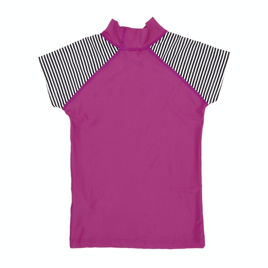 Rip Curl Girls Breaker Cap Sleeve Girls Rash Vest