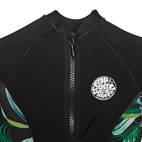 Rip Curl G Bomb 1mm 2019 Long Sleeve Front Zip Wetsuit Jacket