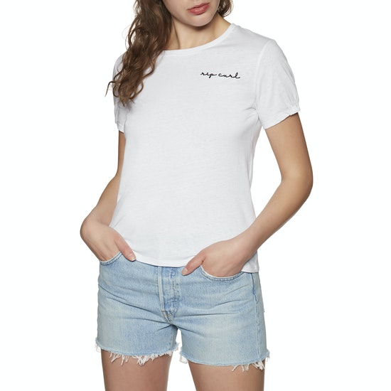 Rip Curl La Dolce Vita Short Sleeve T-Shirt