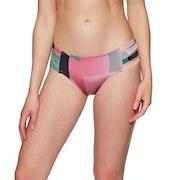 Seafolly Modern Art Multi Strap Hipster Bikini Bottoms