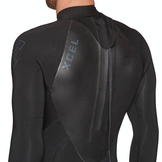 Xcel Axis 3/2mm Back Zip Wetsuit